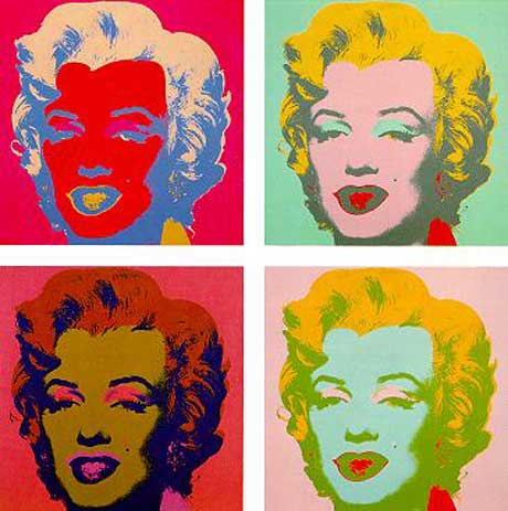 Marilyn-by-Andy-Warhol