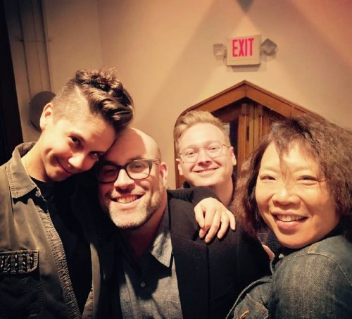 With Jeremy Cohen, Jason Gray Platt, and Alice Tuan.